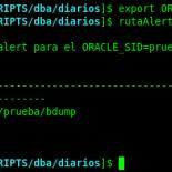rutaAlert Script